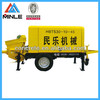 2014 small concrete pump HBTS 30-10-45 for hot sale
