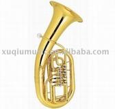 Gold Lacquer Euphonium