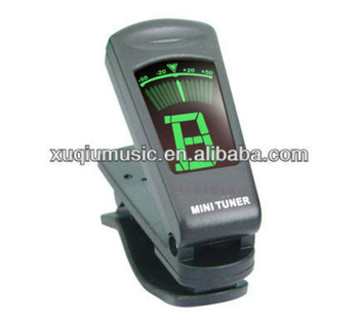 Mini Clip-on Chormatic Tuner with backlight