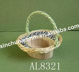 Handmade High Quality Willow Basket