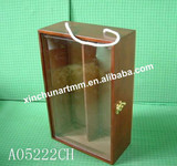 High Quality Handmade Wooden Wine Box