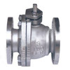 High Pressure stainless steel ball valve