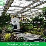 aluminium profiles greenhouse for professional grower