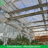 hydroponic greenhouse, for glass greenhouse