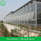 grow light glass greenhouse