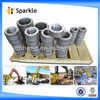 hydraulic seal retainer