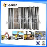 Hydraulic hammer pistons