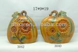 Regoice sunflower pumpkin decorations