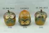 Porcelain Pine Core Decorations