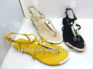 cc-26003008 latest women flat sandals