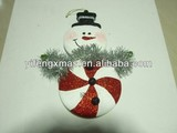 high quality large plastic christmas ornaments,blank christmas ornament