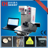 Portable Fiber Laser Marking Machine with Rotary Device