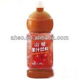 1.25L bottled hawthord juice drink, best quality drink supplier