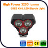 High Power 3200 Lumen CREE XM-L LED Light For Bike