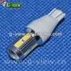 Superbright 194 8smd 5630+5w cree T15 led auto Bulb T15 5630 bulb