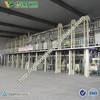 100 TPD maize flour milling machine
