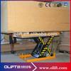 1000kg-8000kg hydraulic electric scissor lift platform