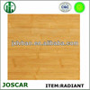 Hot sale radiant import beauty bamboo flooring products