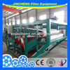 sludge dewatering equipment belt press filter