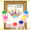 CANNI 3D model gel of Pudding Gel#40261
