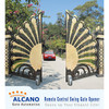 ALCANO swing gate opener