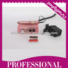 2014 Professional Pink electric acrylic nail art drill machie