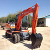 AMZ 75W-8 7ton Hydraulic Wheel Used Mini Excavator