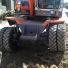 AMZ 75W-8 7ton Hydraulic Wheel Used Excavator for sale