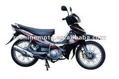 Spark 110cc motorcycle with strong engine