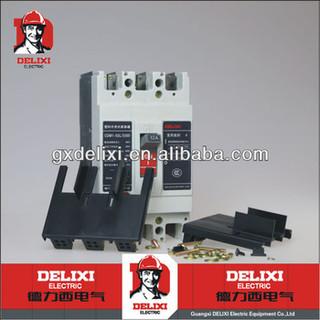3P  Free Shipping   *D01 Delixi CDM1-63L//3300 CDM163L//3300 Circuit Breaker