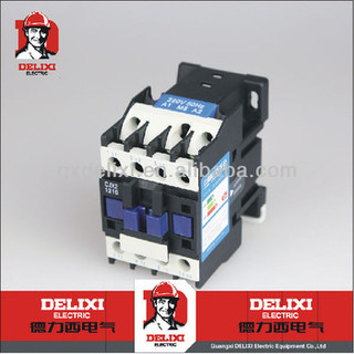 Delixi Cjx2 Ac Electrical Contactor Types: China Suppliers