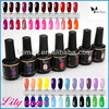 90 colors soak off uv gel nail polish factory price wholesale