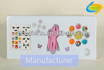 plastic educational DIY expression doll toy bead