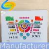 plastic educational DIY promotional gift