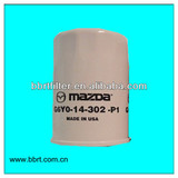 OE no.:JEY0-14-302 oil filter for MAZDA, KIA,ISUZU,FORD