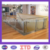 laminated safety glass for staircase fencing