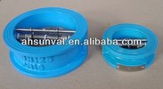Cast iron ANSI wafer check valve