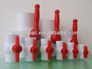 popular plastic ball valves for water supply