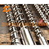 screw barrel, bimetallic screw barrels, extruder screw barrels single screw barrels, extrusion screw barrel