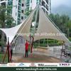 2013 hot sale PVC tensile membrane structure in China