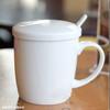 T1197 Promotional Customized Wholesale 8oz Ceramic Mug with Lid