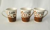 T1019-3 Promotion Bulk Customized Wholesale Cheap Ceramic Mugs