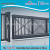 Non track and no wheels cantilever sliding gate door supplier