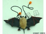 new emulational bat necklace halloween decoration
