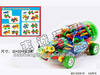 Educational Speed Racer plastic building blocks toys