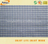 45x45 cotton yarn dyed check woven shirting fabric