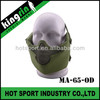 KINGRIN New tactical V8 strike steel masks half face mask for airsoft