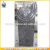 HaoBo Klassisch Bahama Blue Gravestone Granit flower tombstone