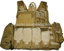 Kevlar or PE Tactical Bulletproof Vest/NIJ IIIA Anti ballistic vest with MOLLE system/Bullet proof Tactical Vest