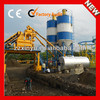 High Quality HZS50 Hopper Lift Concrete Mixing Plant